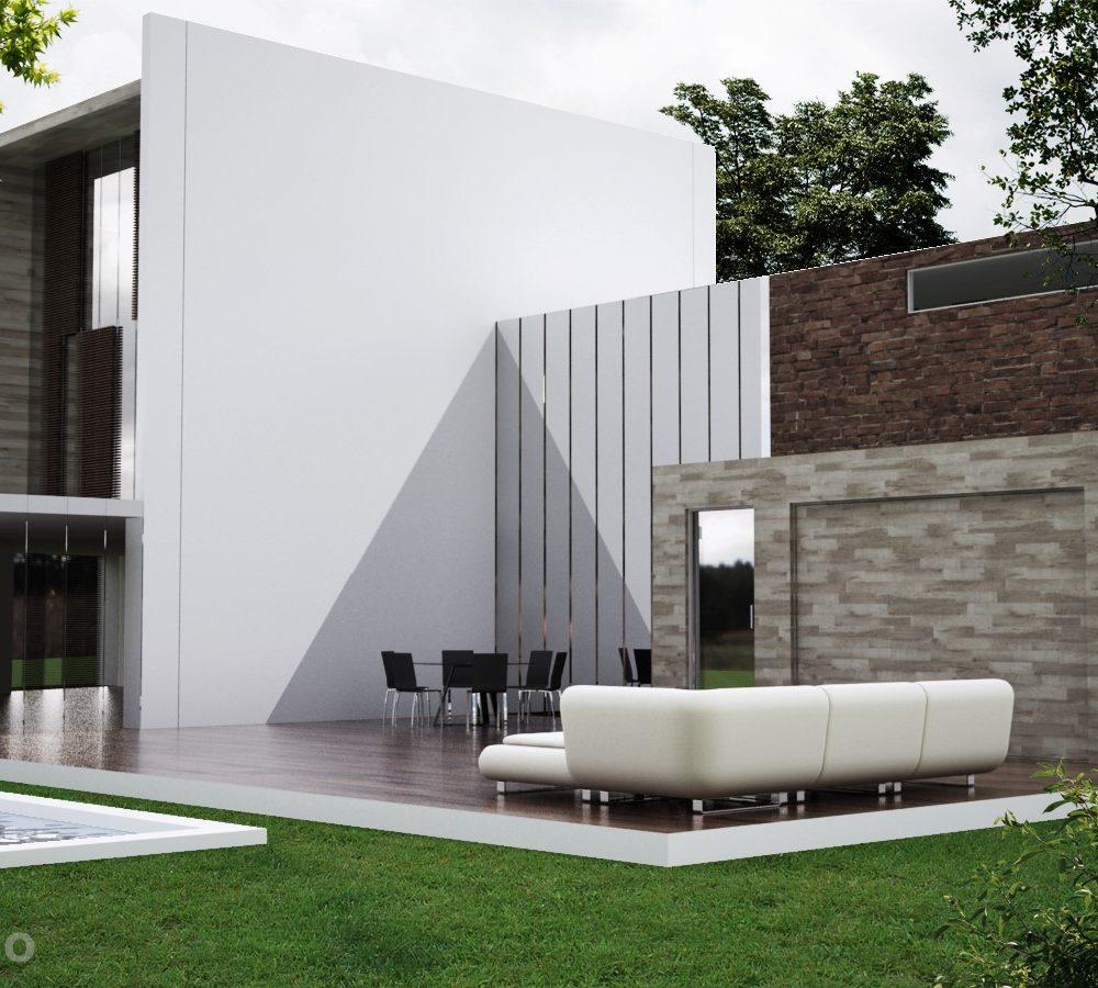 Rendering 3D Studio Max & Vray – Abitazione