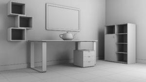 corso 3d studio max, vray - modellazione 3d