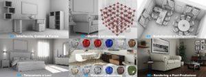 Corso 3D Studio, Vray
